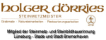 Holger Dörries STEINMETZMEISTER