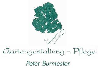Gartengestaltung - Pflege Peter Burmester